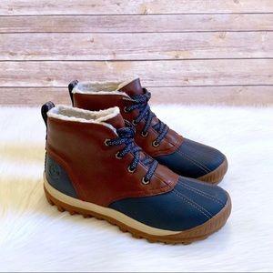 Timberland Brown MT Hayes Waterproof Chukka Boots